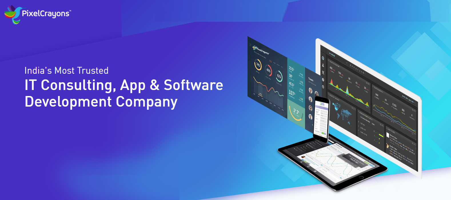 IT Consulting, App Software Development | Outsourcing Company India