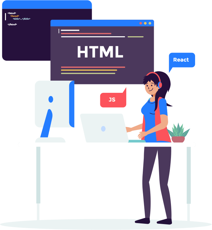 front end development company